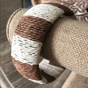 Take 50% off!!🌺 Paper Wrapped Bracelet